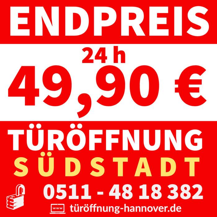 Schlüsselnotdienst Hannover Südstadt Preise